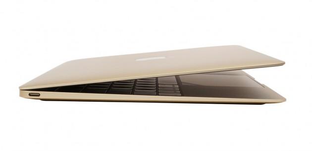 MacBook Gold Seite