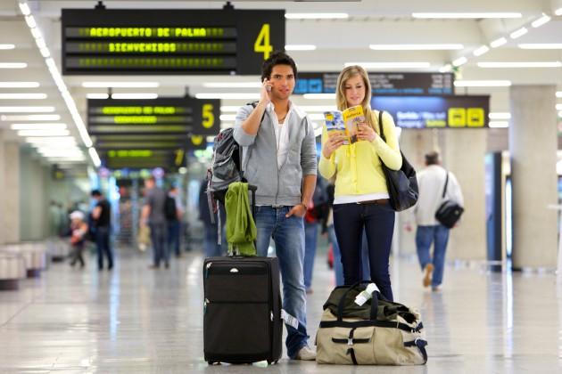 Mobiles Internet Ausland Flughafen