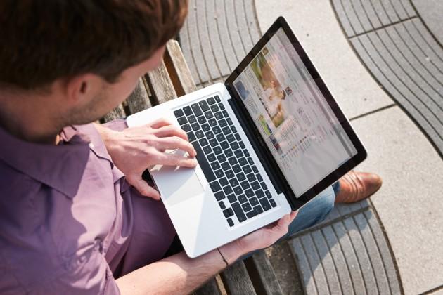 Mobiles Internet Ausland Notebook Roaming