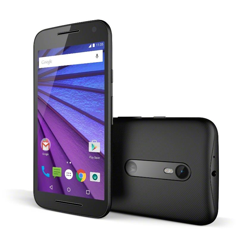 Motorola Moto G der dritten Generation offiziell vorgestellt