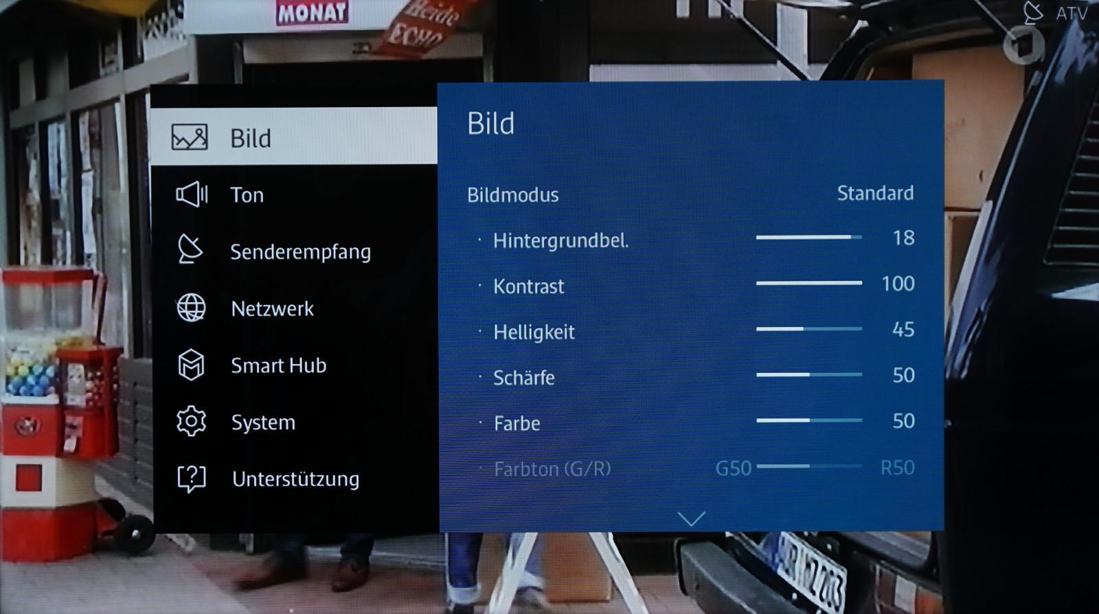 samsungs smart tv betriebssystem tizen im test. Black Bedroom Furniture Sets. Home Design Ideas