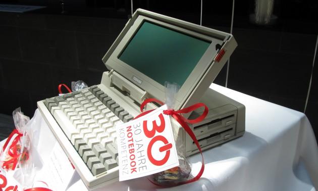 Toshiba-30-Jahre-Disk