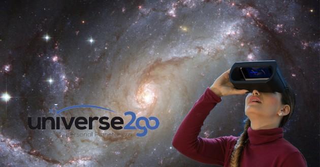 Universe2go-Aufmacher