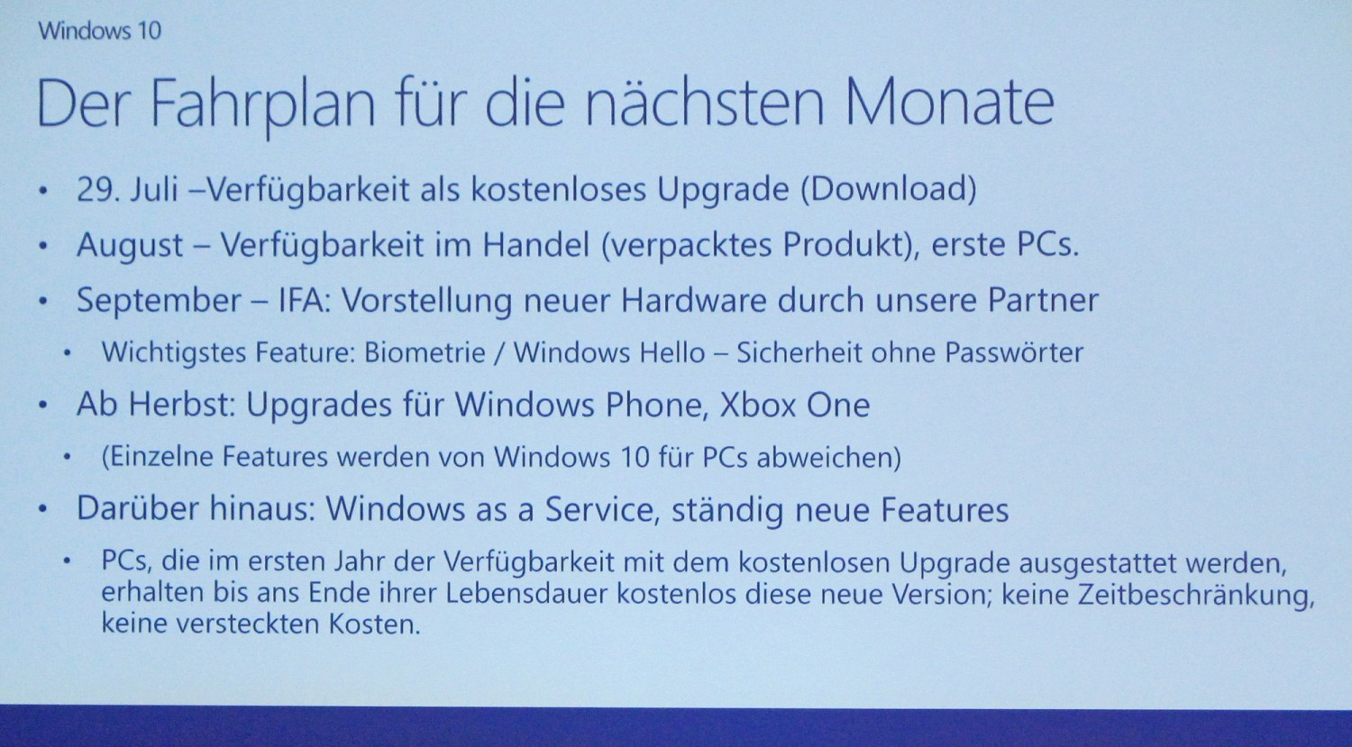 Windows-10-Fahrplan