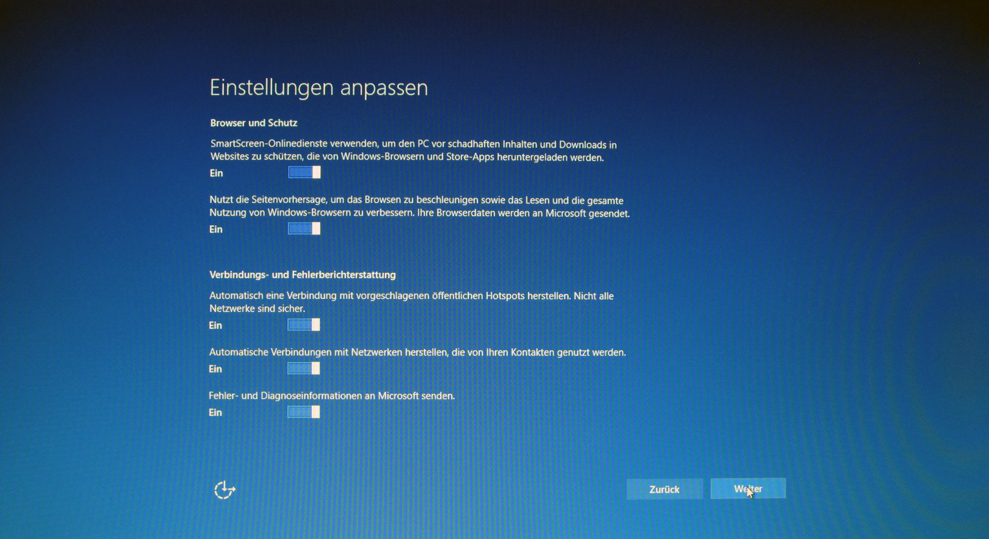 Step by step anleitung windows 10 vom usb stick for 189 window replacement