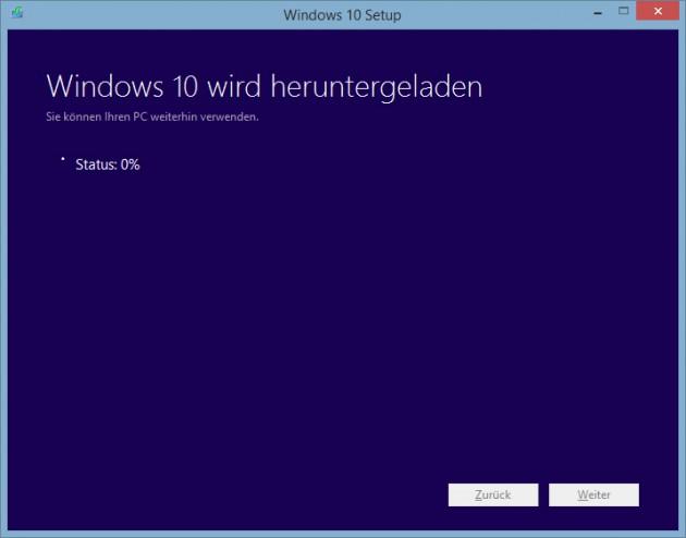 Windows-10-herunterladen