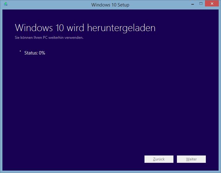 Hier könnt Ihr Windows 10 Home und Pro als ISO-File herunterladen
