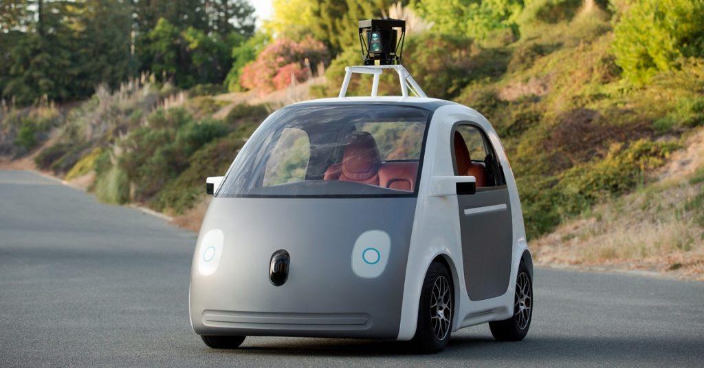"""Googles selbstfahrende Autos """"häufig in Unfälle verwickelt"""" – Schuld sind aber die Menschen"""