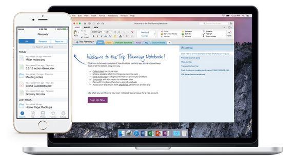 Office 2016 für Mac offiziell vorgestellt