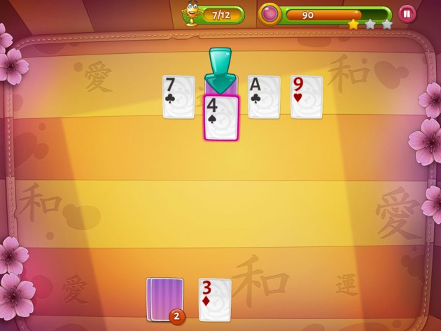 Screenshot Solitaire Chronicles