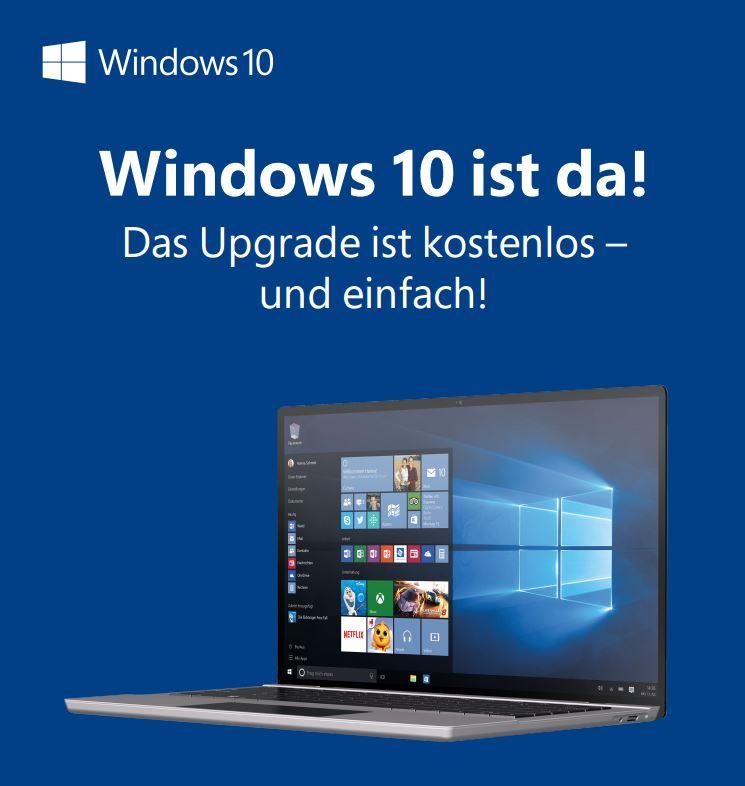 Windows 10 ist da – Infos und Übersicht der Funktionen