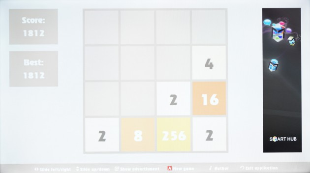 2048 Numbers