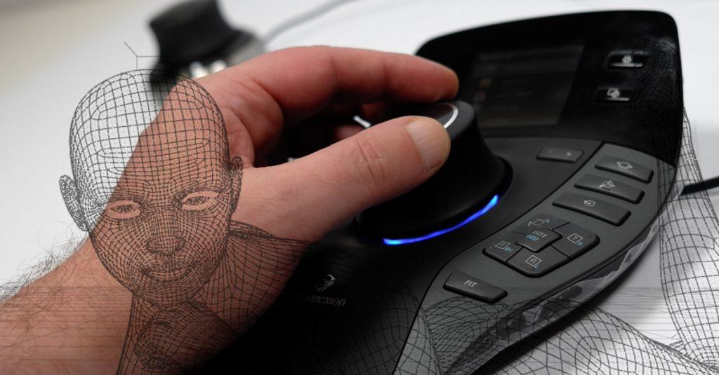 Test: SpaceNavigator und SpacePilot Pro – 3D-Mäuse für Profis