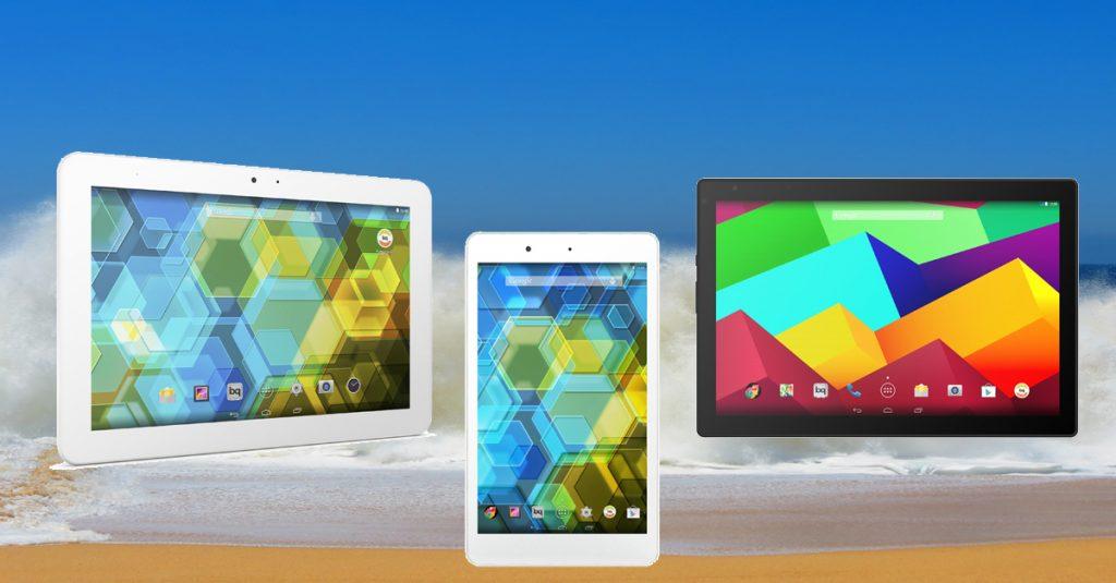 Hurra! Es sind Drillinge – 3 Android-Tablets von BQ im Kurztest