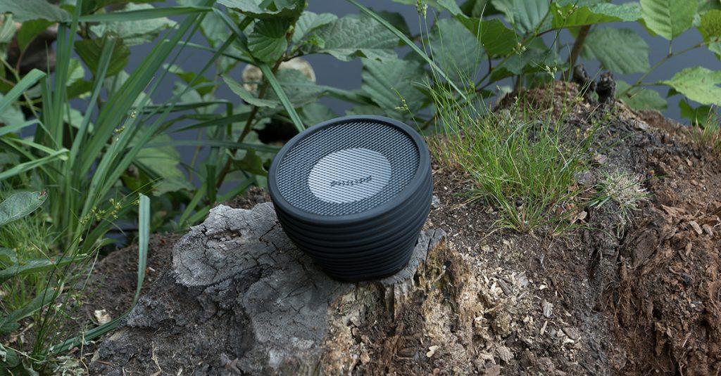 Kurztest: Philips SB2000 (schwarz) – Tragbarer Bluetooth Lautsprecher mit Akku