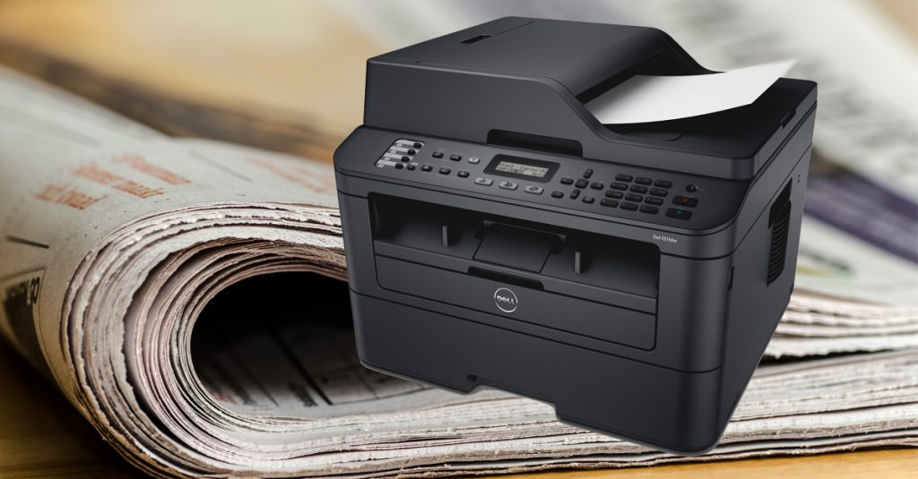 Test: Netzwerkfähiger Multifunktions-Laserdrucker Dell E515DW