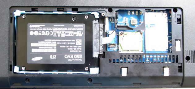 HP-350-Serviceklappe