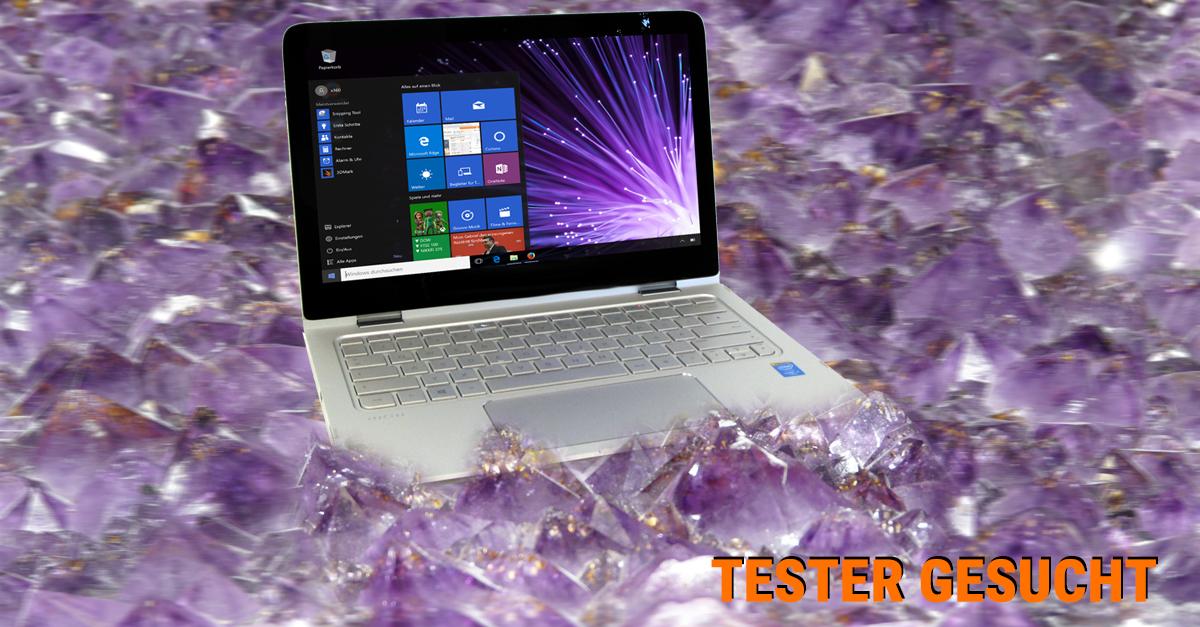 Luxus pur: HP Spectre Pro x360 G1 Convertible PC – jetzt mit Sicherheitsfunktionen und mehr Speed