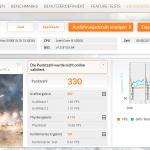 HP Spectre x360 - 3D Mark - Fire Strike extreme [Win 10]