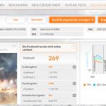 HP Spectre x360 - 3D Mark - Fire Strike Extreme [Win 8.1]