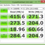 Surface Pro 3 - Crystak Disk Mark [Win 8.1]