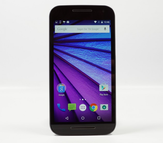 Motorola Moto G3 Android pur