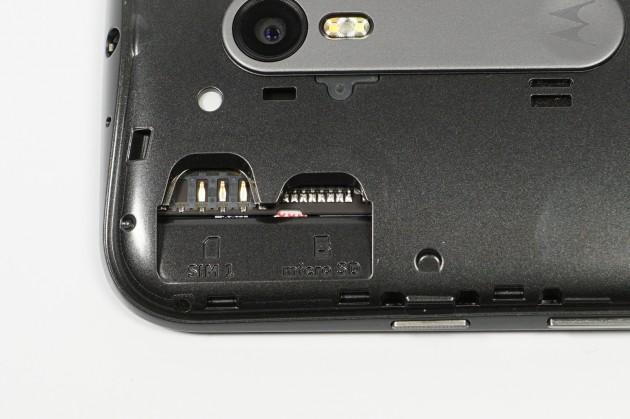 Motorola Moto G3 Slots