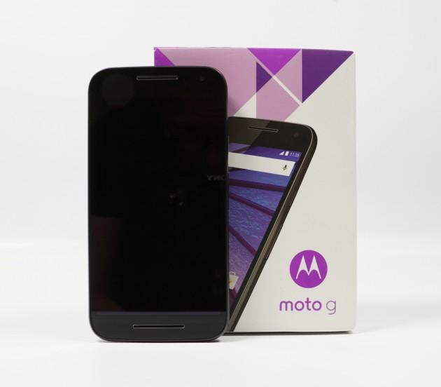 Motorola Moto G3 Verpackung