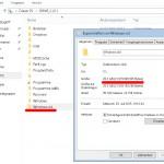 Windows.OLD Verzeichnis