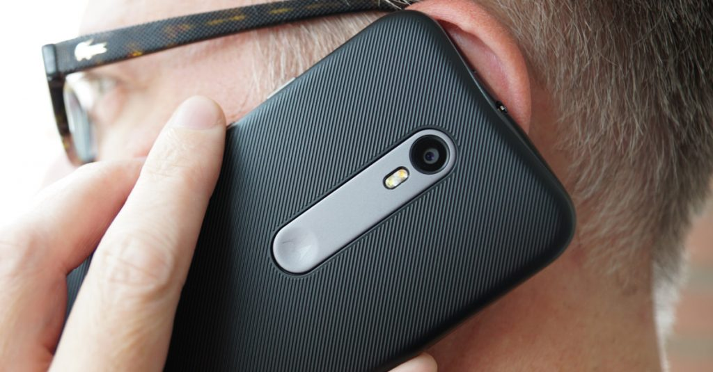 Test Motorola Moto G (2015, 3. Generation): In der Mitte liegt die Kraft