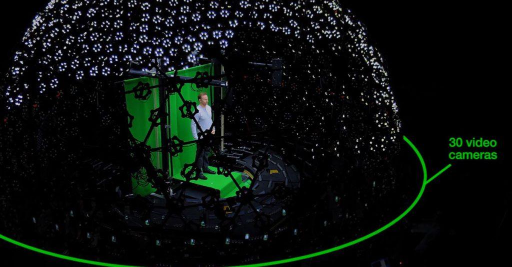 Holoraum im Anflug: Frisches 3D-Projekt mit Menschen in Lebensgröße
