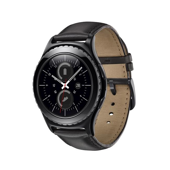 Samsung stellt runde Gear S2 Smartwatch mit Tizen offiziell vor