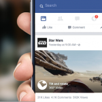 Facebook ab sofort mit Unterstützung für 360 Grad Videos
