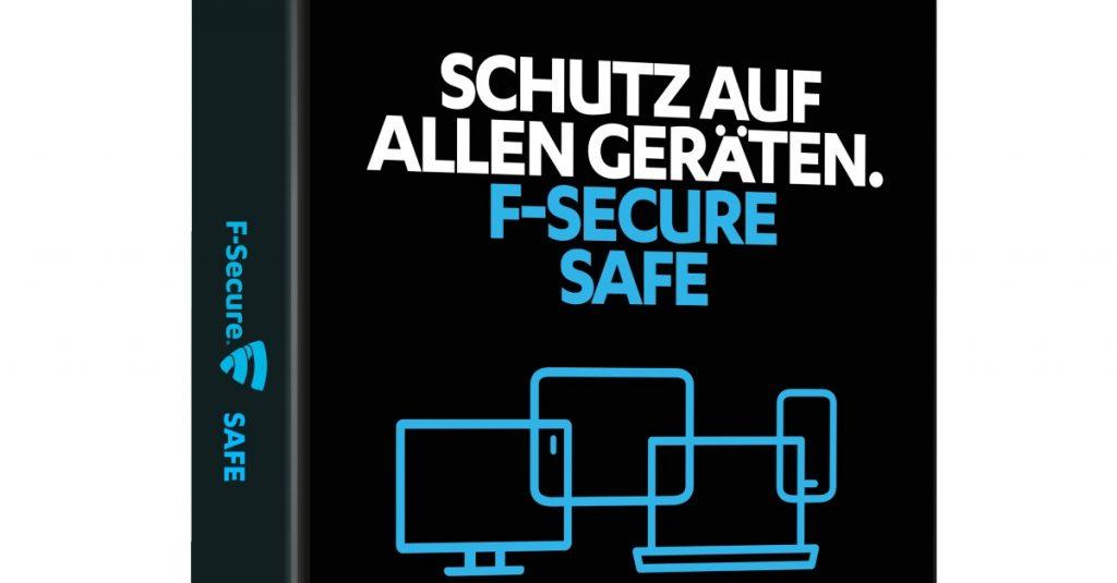PC, Tablet und Smartphone einfach sichern: F-Secure Safe