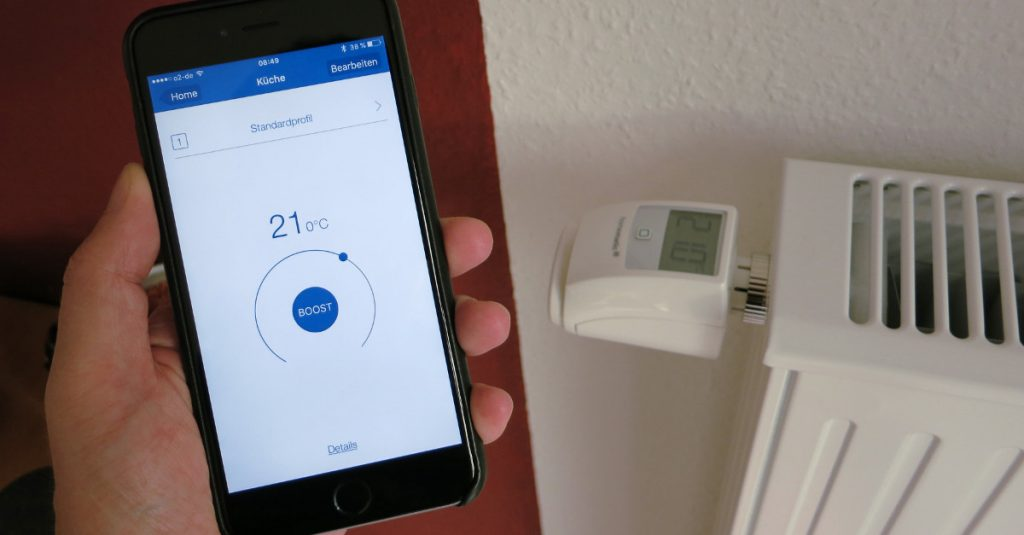 Test eQ-3 Homematic IP: Smartes Heizen an kalten Tagen
