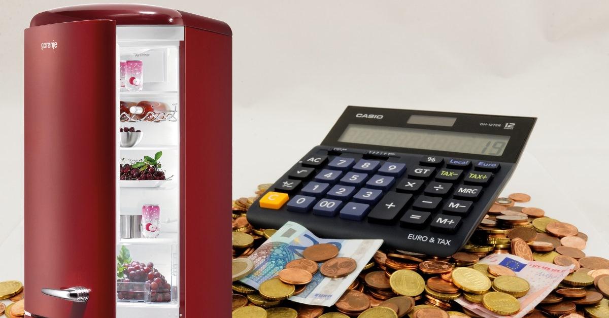 Bosch Kühlschrank Baujahr Herausfinden : Weniger strom verbrauchen durch neuen kühlschrank