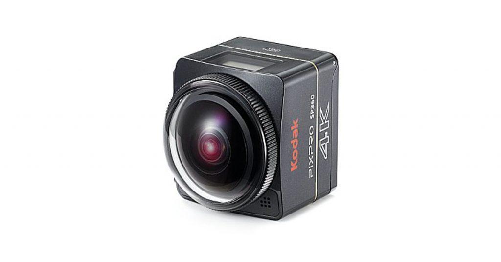 4k action cam kodak pixpro sp360 4k f r 360 action videos. Black Bedroom Furniture Sets. Home Design Ideas