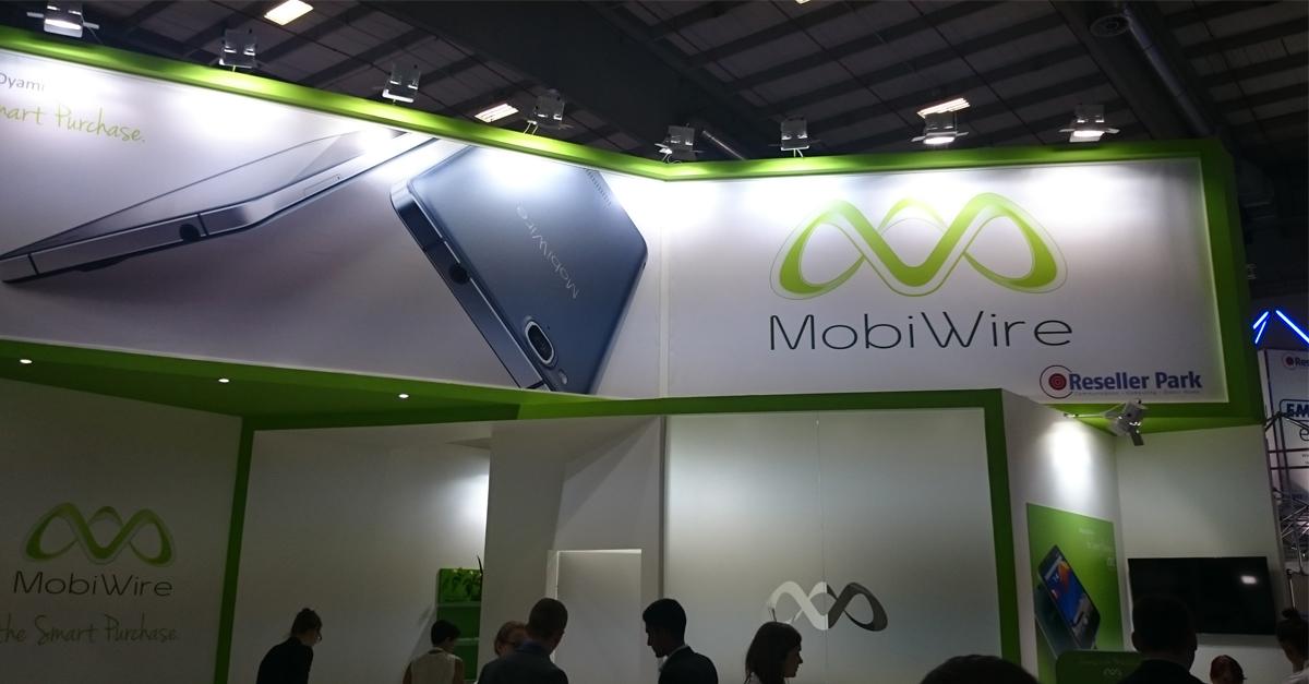 IFA 2015: MobiWire startet mit vier günstigen LTE-Smartphones mit Android