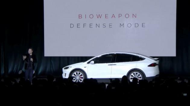 Stolz auf den Biowaffen-Verteidigungs-Modus: Elon Musk