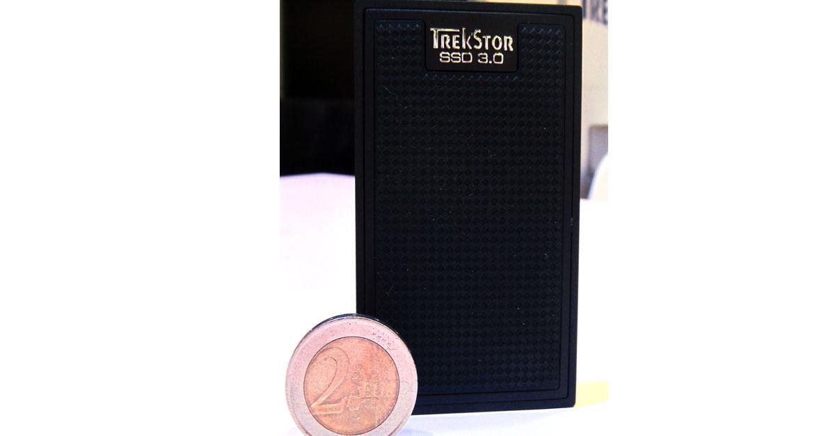 IFA 2015: TrekStor bringt erstes externes SSD-Modul mit Schreibschutz