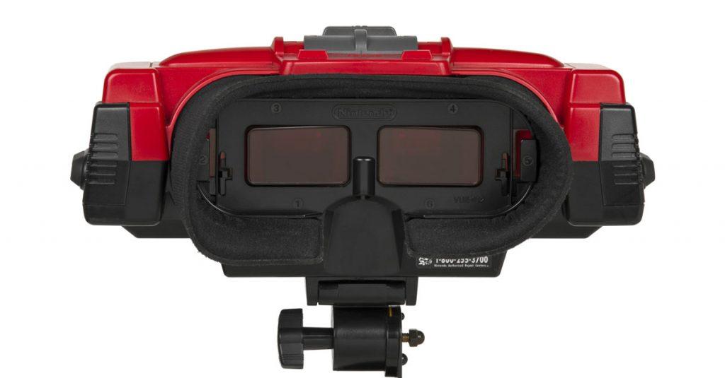 Retromania: Virtual Boy, die VR-Konsole von Nintendo feiert 20-jähriges