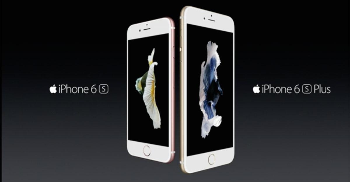 Keynote: Apple stellt iPhone 6s und iPhone 6s Plus vor [Update: Preise in Deutschland]