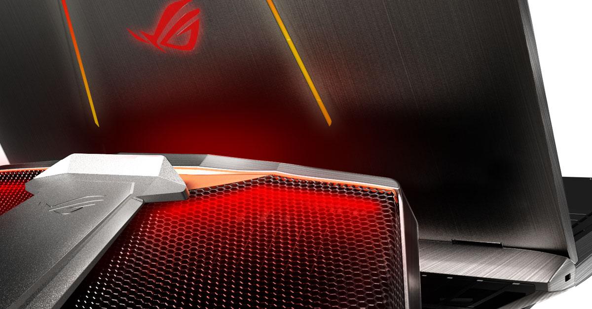 IFA 2015: Asus GX700 – Extrem-Gaming-Notebook mit 4K-Display und Wasserkühlung (Update)