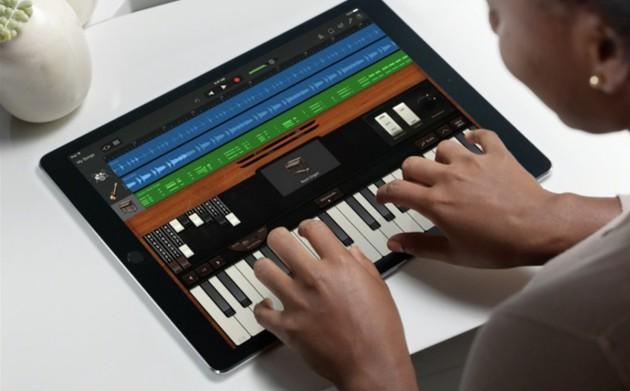 iPad_pro_musik
