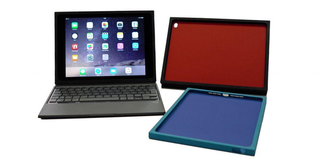 Test: Logitechs 'Blok' Extrem-Schutzhüllen für das iPad Air 2