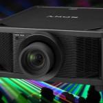 Neuer 4k Laser-Projektor von Sony