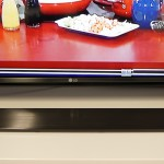 65 Zoll TV Test Standfuss LG