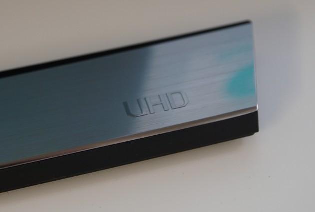 65 Zoll TV Test UHD