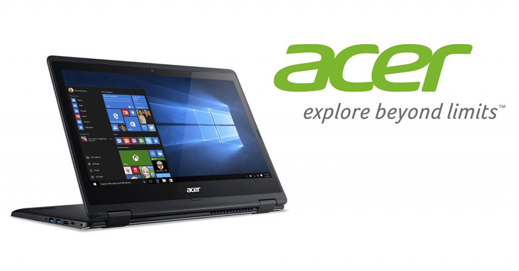 Acer mit neuem R14 Notebook und Z3 All-in-One PC