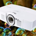 Test: Acer V7500 – Erster FullHD-Beamer mit Ambient-Light-Sensor